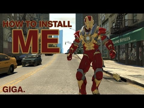 "Iron Man IV: How To Install [EASY TUTORIAL] w/ ""Error in script"