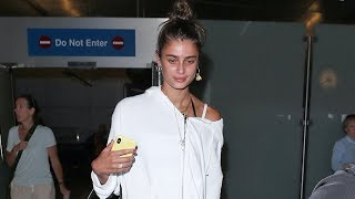 We Asked Model Taylor Hill About Friend Hailey Baldwin