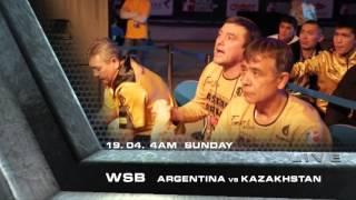 WSB: Argentina vs. Kazakhstan