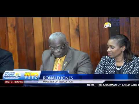 BARBADOS TODAY EVENING UPDATE - August 21, 2015