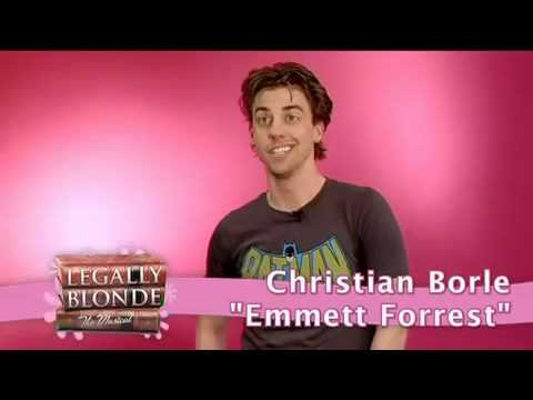 Legally Blonde Movie Emmett The Blonde Studies of ...
