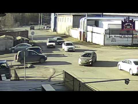 Котовского - Новая 19.04.2017