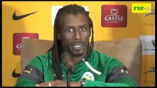 Foot | Aliou Cissé - Conférence de presse