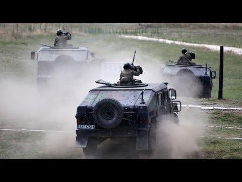 Тактическата група за специални операции на 68-ма бригада Специални сили беше сертифицирана