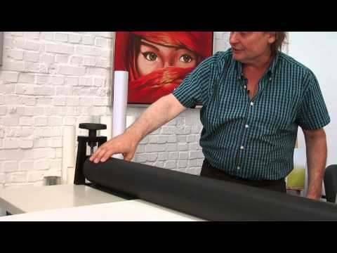Video Guide Laminator - 02 Setting up