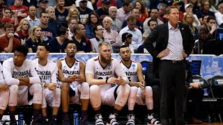Mark Few Compares Team To His Kids | CampusInsiders