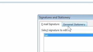 How to remove a signature for all new messages in Outlook