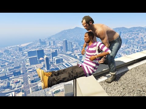 GTA 5 CRAZY Life Compilation #28 (GTA V Fails Funny Moments)