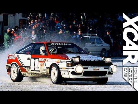 Toyota's Secret Collection Of Race Legends - XCAR