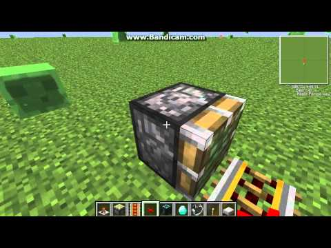 Minecraft Tekkit Duplication Glitch (Easy Diamonds)