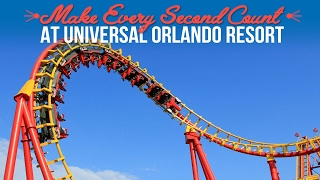 Make every second of your holiday count at Universal Orlando Resort | Tour America