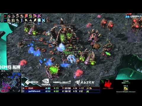 ZvP - Parting vs Jaedong -g3- Deathwing- Starcraft 2 HD 60 FPS