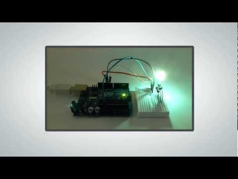 Arduino Tutorial - 8. Die RGB LED - Teil II (#8)
