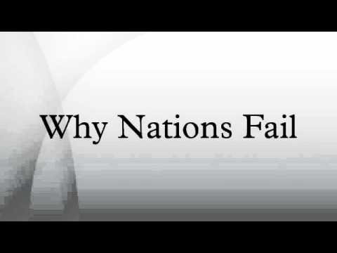 why nations fail paper View essay - final essay humanities from hm 279 at east west university, chicago final paper : why nations fail when the two american economist, daron acemoglu and james robinson wrote why nations.