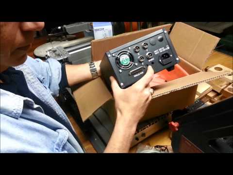 CNC - 3040 - Unboxing & Set Up