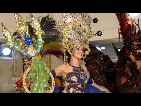 Competencia de Trajes Nacionales Miss Nicaragua 2014