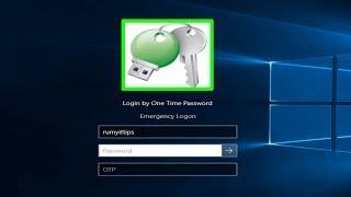 Setup Two Factor Authentication On Windows 10 Using Rohos Logon Key