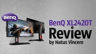BenQ XL2420T - Review by Natus Vincere (in English)