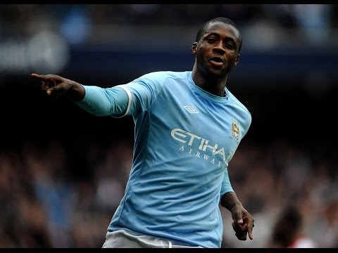 Yaya Touré Skills | 2014/2015 HD
