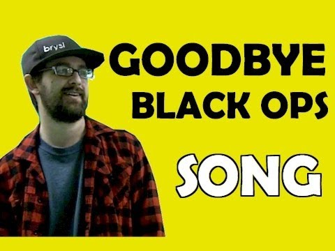 GOODBYE, BLACK OPS - LIL WAYNE PARODY Music Videos