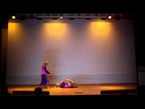 Танцевальная премия Danza TV 9 февраля 2014г, Шоу дуэт crystall 1 место