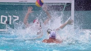 Australia v USA - Men's Water Polo Classification | London 2012 Olympics