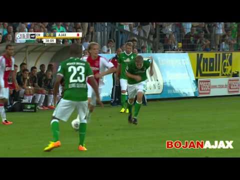 Bojan Krkic vs Werder Bremen HD 17/07/2013