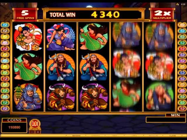Monkey King 14 Free Spins at 2x Multipliers
