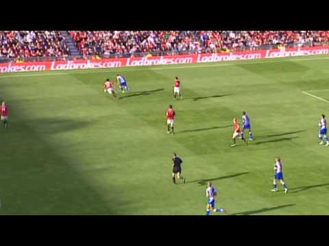 Manchester United 1 Blackburn Rovers 2