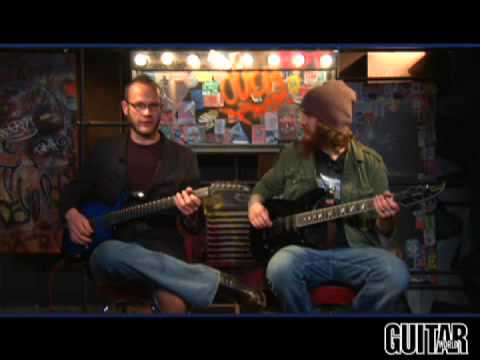 Killswitch Engage Guitar World August 2009 Lesson