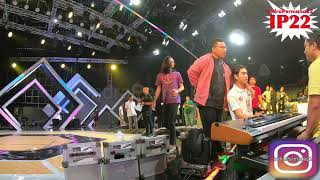 Persiapan Perserta Indonesia GR Konser Rundown DAA5