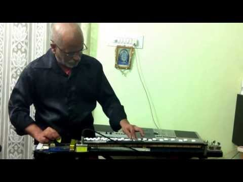 pakiza chalte chalte on Bulbul TarangBanjo by Vinay Kantak