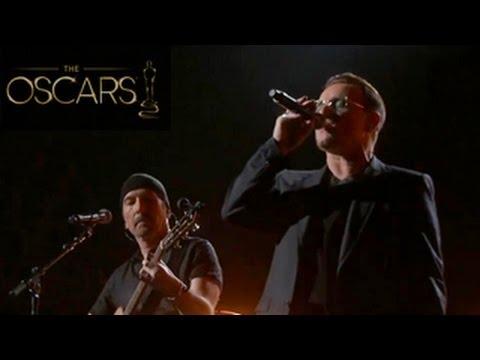 Oscars 2014: U2 perform ' Ordinary Love' -- Tribute to Nelson Mandela
