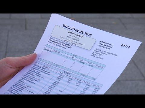 Le bulletin de paie simplifié dès le 1er janvier 2015 ...