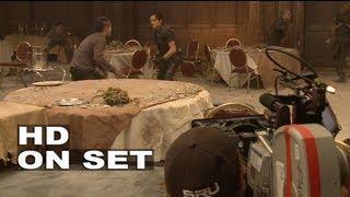 The Mortal Instruments: City of Bones: Behind the Scenes Part 2 of 3 (Broll)
