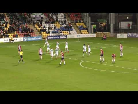 Dylan Watts v Derry City - 22nd February 2019