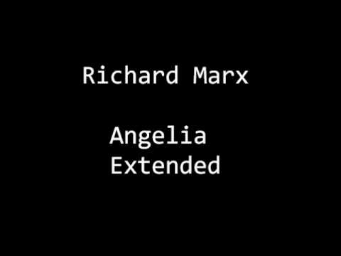 Richard Marx Angelia Extended video