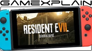 Resident Evil 7 Coming to Nintendo Switch...But Streaming Only (Cloud Version)
