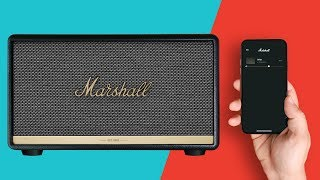Marshall STANMORE II Bluetooth - Review of The Most Versatile Home Speaker