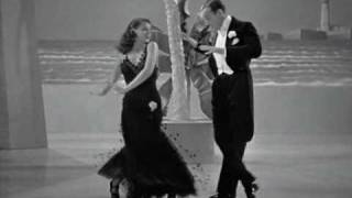 Fred Astaire,  Rita Hayworth, Desde aquel beso 1941cine clasico online avi