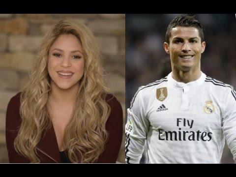 سەیری رۆناڵدۆکەن چی لە شەکیرا ئەکات. Ronaldo vs shakira