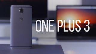 OnePlus 3 самый мощный смартфон 2016 года