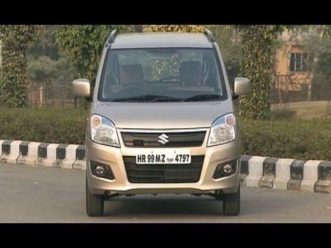 Maruti Suzuki's refreshed WagonR