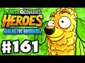 Corn Dog!   Plants Vs. Zombies: Heroes   Gameplay Walkthrough Part 161