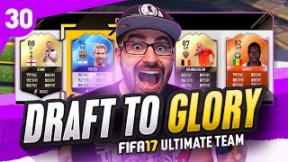 FREE FUT CHAMPIONS AND DRAFT ENTRY! DRAFT TO GLORY FIFA 17 ULTIMATE TEAM #30