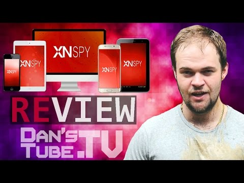 XNSPY Review | Monitor Cell Phone Calls & More | DansTube.TV