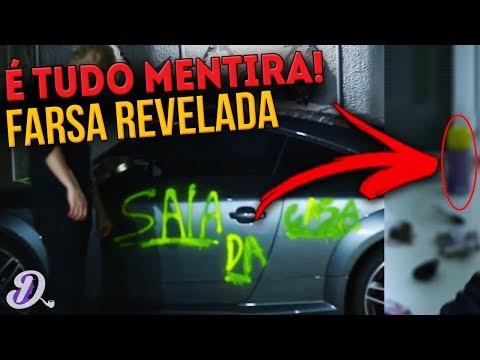 REZENDEEVIL: FARSA REVELADA – O Invasor da Casa Pichou meu Carro (rezende) thumbnail
