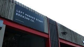 Left Handed Giant: a tale of two breweries | The Craft Beer Channel