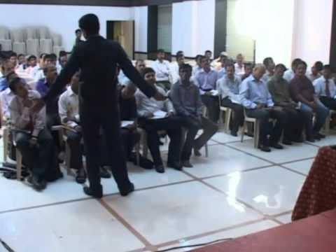 Power  of  Confidence - Prof Basu Mali Winners Club Mumbai