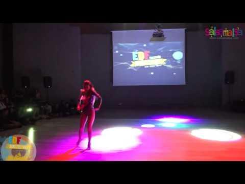 Gülden Melek Solo Dance Performance - EDF 2016